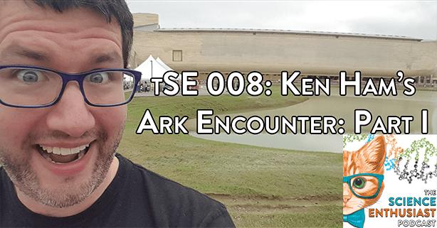 Science Enthusiast trip to Ken Ham Ark Encounter
