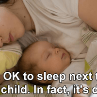 co-sleeping is deadly
