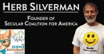 Herb Silverman Founder of Secular Coalition for America Science Enthusiast Podcast