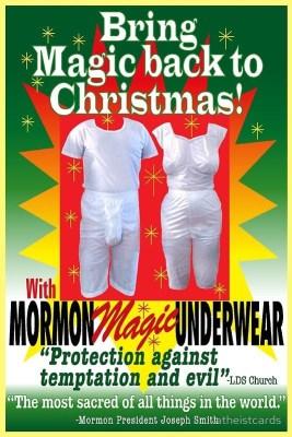 Magic underwear!