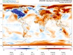 climate change temperature anomalies december 28 2017