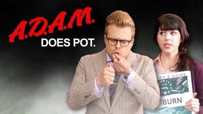 adam conover marijuana