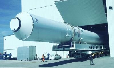 SpaceX Zuma