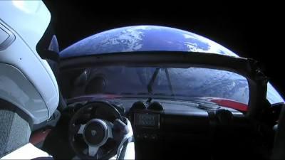 SpaceX Falcon Heavy Starman