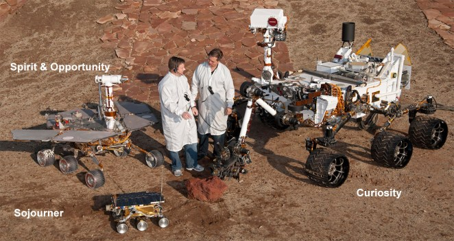 mars rover battery is low - photo #12