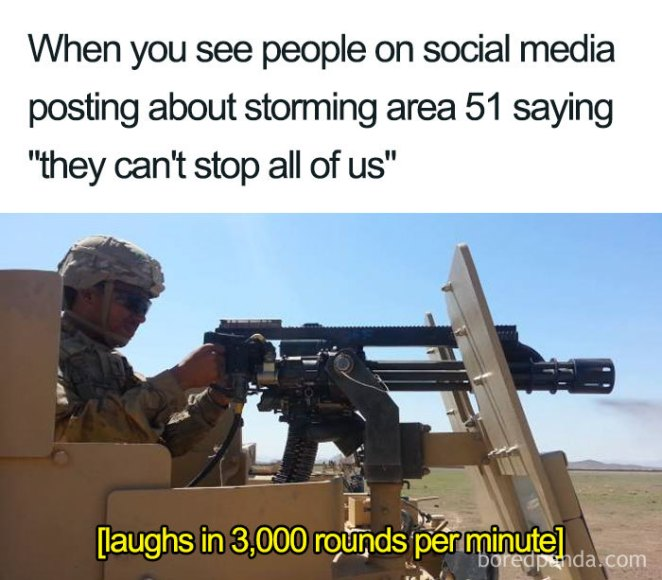 Here are 20+ of the best 'Storm Area 51' memes we could find