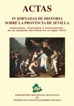 IV Actas Jornadas de Historia sobre la Provincia de Sevilla