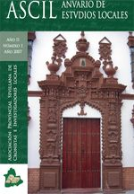 Anuario de Estudios Locales. 2007