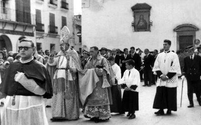 ÉCIJA CONMEMORA EL DÍA DE SU PATRÓN, SAN  PABLO, CON UNA PROCESIÓN VOTIVA