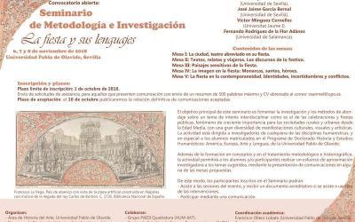 SEMINARIO DE METODOLOGÍA E INVESTIGACIÓN