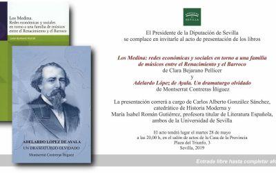 PRESENTACIÓN DE VARIOS LIBROS EN LA CASA DE LA PROVINCIA