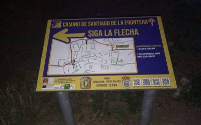 CONTRUCCIÓN HITOS Y MONOLITO EN GUADALCANAL