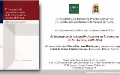 PRESENTACIÓN DEL LIBRO «EL IMPACTO DE LA OCUPACIÓN FRANCESA EN LA COMARCA DE LOS ALCORES»