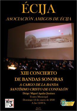AMIGOS DE ECIJA concierto bandas sonoras