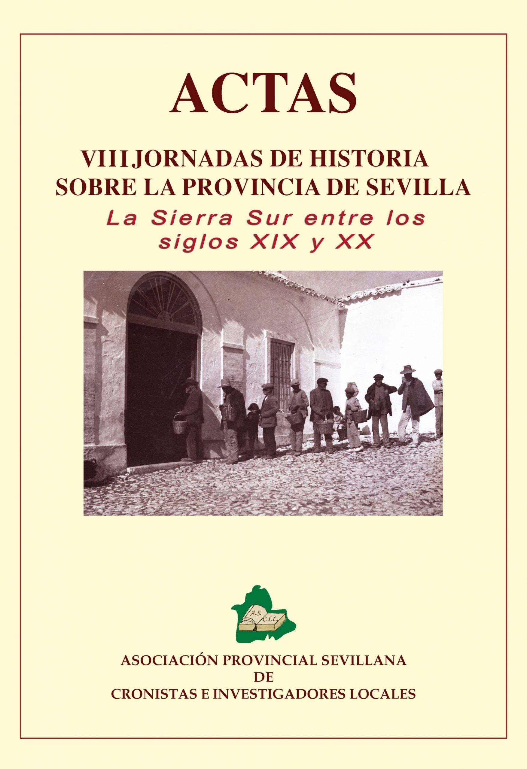 VIII Jornadas de Historia y Patrimonio (ASCIL 2011)