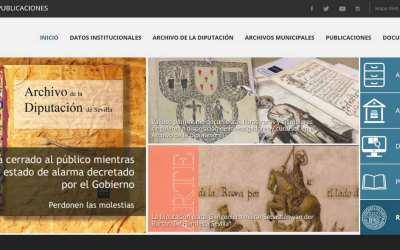 SERVICIO DE ARCHIVO Y PUBLICACIONES DE LA DIPUTACIÓN DE SEVILLA