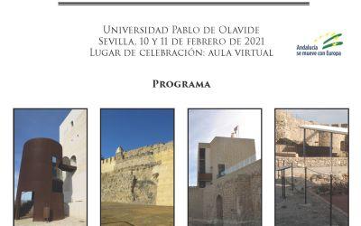 PRIMER SEMINARIO: CASTILLOS Y ARQUITECTURA FORTIFICADA EN ANDALUCÍA