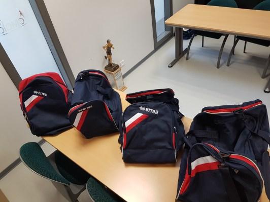 Nos sacs