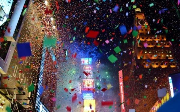 2014 NYE in Times Square