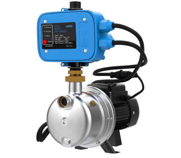 ASC J40/60 Domestic 3-4 Tap Household Water Pump