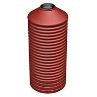poly rainwater tanks - 1000 LT