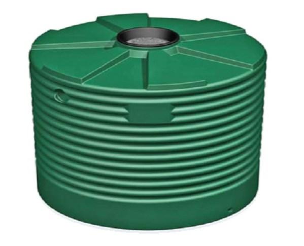 poly rainwater tanks - 2300 LT