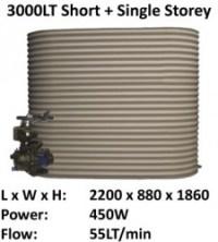 3000 short single