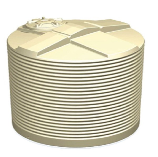 poly rainwater tanks - 5400 LT