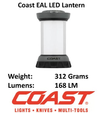Emergency Area LED Lantern - Coast