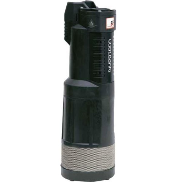 rainwater tank pump - DAB Divertron 1200 Submersible Pump