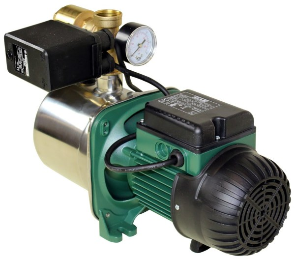 rainwater tank pump - DAB JINOX62MP Stainless Steel with Pressure Switch