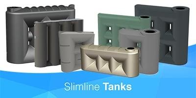 Slimline Water Tanks Melbourne | ASC Water Tanks Melbourne