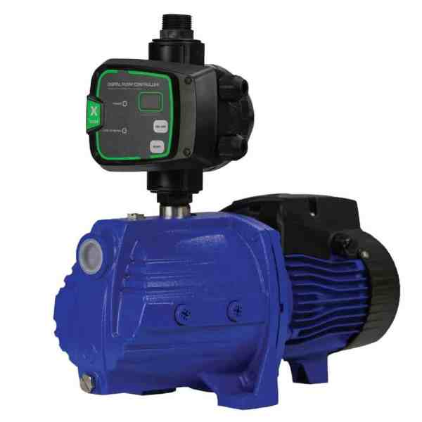 BIA-FERRO60NXT - Cast Iron Surface Mounted Jet Pump with nXt Pump Controller 45m 0.6kW 240V