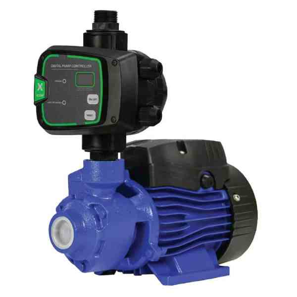 BIA-PTF37NXT - Cast Iron Peripheral Turbine Pump with nXt Pump Controller 45m 0.37kW 240V