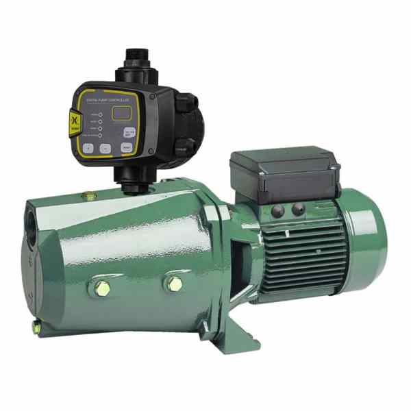 DAB-300NXTP - Cast Iron Jet Pump with nXt PRO Pump Controller 51m 2.2kW 240V