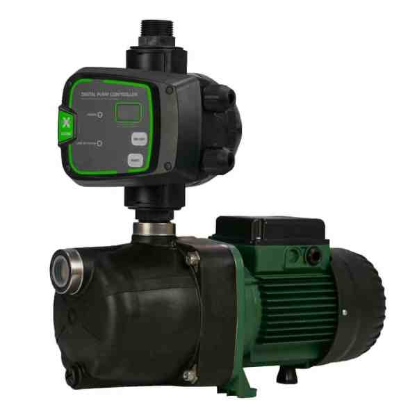 DAB-JETCOM62NXT - Technopolymer Surface Mounted Pump with nXt Pro Controller 42m 0.44kW 240V