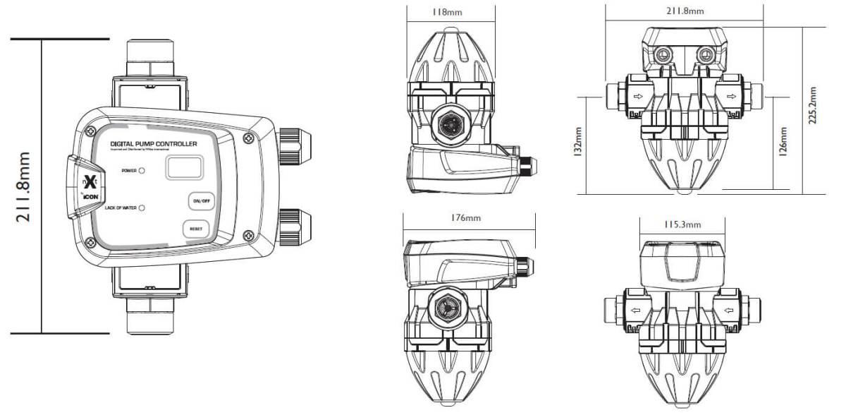 BIA-NXT - Bianco ICON nXt Series Pump Controller