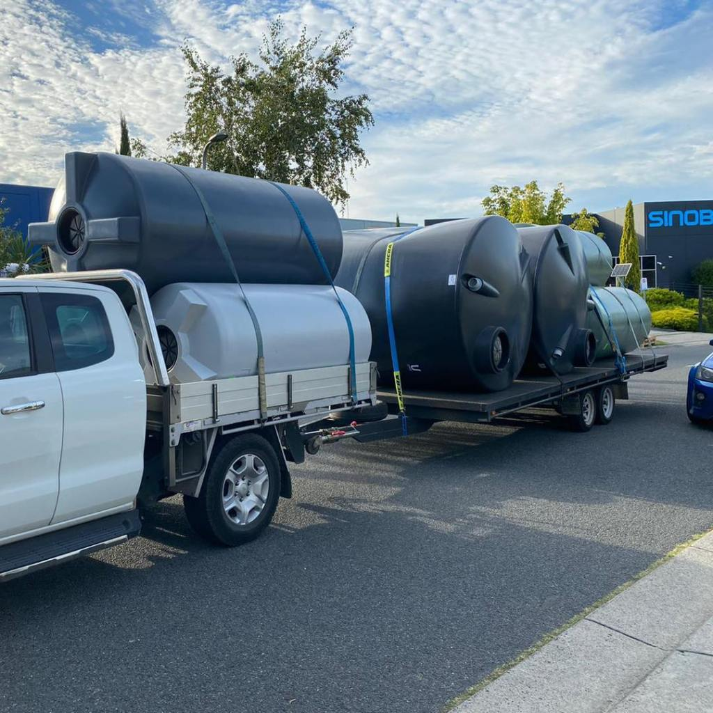 Round Water Tanks | Buy Round Water Tanks from ASC Water, your Round Tank Specialist