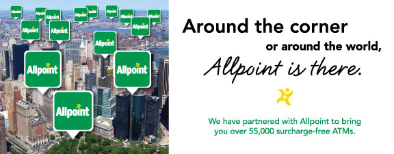 allpoint in the city