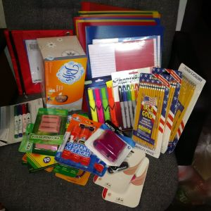 Fort H School Supply package