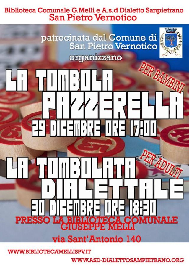 La Tombola Dialettale