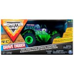 Monster Jam 1 24 Rc Grave Digger Remote Control Car Toys Character George At Asda