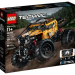 Lego Technic 4x4 X Treme Off Roader 42099 Toys Character George
