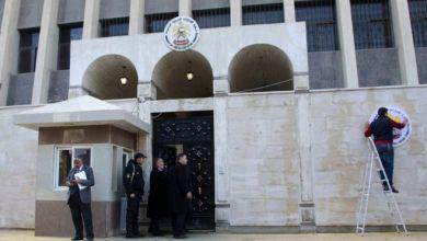 صورة الإمارات تعيد فتح سفارتها في سوريا