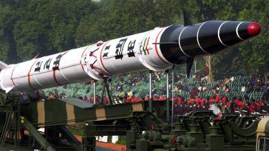 صورة الهند تختبر صاروخا باليستيا بنجاح
