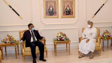 صورة نائب رئيس الوزراء لشؤون الدّفاع يستقبل سفير جمهورية بنجلاديش الشعبية..