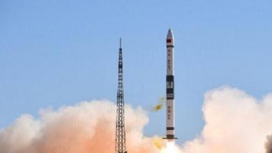 صورة الصين تطلق مجموعة من الأقمار الصناعية..