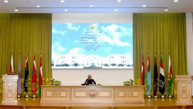 صورة كلية الدفاع الوطني تستضيف الممثلة الخاصة للأمين العام للأمم المتحدة في العراق ورئيسة بعثة الأمم المتحدة لمساعدة العراق..