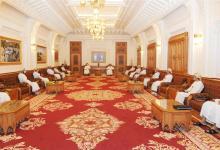 صورة إجتماع مشترك بين مجلس الوزراء ومكتب مجلس الشورى..