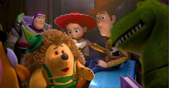 MR. POTATO HEAD, BUZZ LIGHTYEAR,   MR. PRICKLEPANTS, JESSIE, WOODY, REX